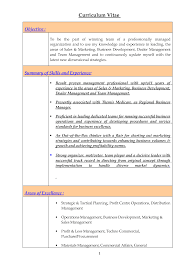 Curriculum Vitae Experience Hvac Cover Letter Sample Hvac