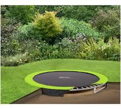 in ground trampoline. Click To Zoom In Ground Trampoline
