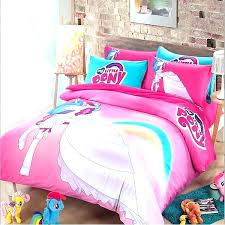 my little pony bed set popular bedding comforter