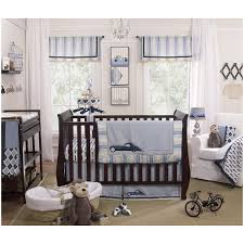 girl used elephant crib bedding sets for boys baby furniture bedroom big pendant lamp beige solid painted wall