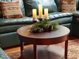 Living Room Table Decor Interior Living Room Centerpieaces Ideas For Small Dark Brown