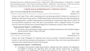 Chef Resume Keywords Food Prep Resume Resume Sample For A Prep