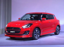 new car launches this yearSuzuki Swift Hybrid And Sport Variants To Be Launched This Year