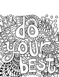 the best coloring pages. Perfect Pages Do Your Best Coloring Page Inside The Coloring Pages Supercoloringcom