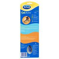 Buy <b>Scholl Gel Activ</b> Men <b>Work</b> Insoles Online at Chemist ...