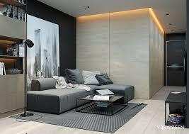Contemporary Apartment Design Contemporary Studio Apartment Design On Amazing Modern Plywood