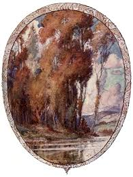 a critical appreciation of the poem to autumn by john keats  illustration of poem