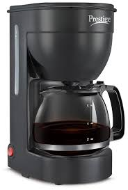 prestige pcmd 3 0 6 cups coffee maker black
