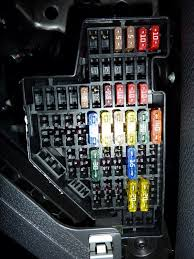 addition of extra circuits to the volkswagen golf jetta passat the fuse box is now loose