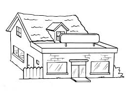 Restaurant Coloring Page Restaurant Coloring Page Magdalene Project Org