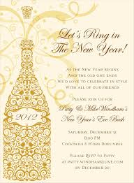 ideas for invitation wording simple new year party invitation wording