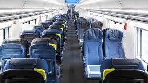 Rail Review Eurostar E320 London Paris Standard Class