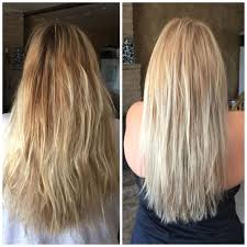 Wella Toner Chart Before And After Before And After Toning My Own Hair With Wella Toner T18 And
