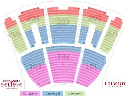 Luxor Theater Seating Chart Related Keywords Suggestions