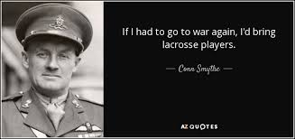 Lacrosse Quotes New QUOTES BY CONN SMYTHE AZ Quotes