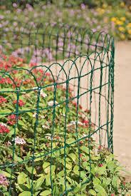 Fence Awesome Garden Edging Fence Bamboo Garden Border Fence