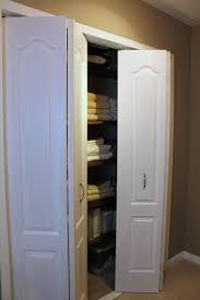 how to change sliding to bifold closet doors