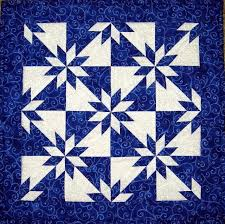This Hunters Star is my favorite two color quilt. | Блоки ... & Quilt Patterns, Two Color Quilts, Star Quilts, Quilt Blocks, Hunters Adamdwight.com