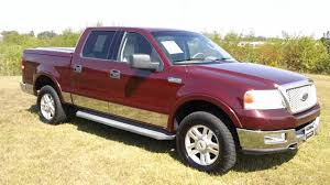 Cheap used trucks for sale 2004 Ford F150 Lariat # F501523N - YouTube