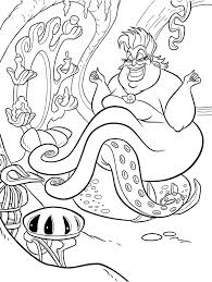 Printable Little Mermaid Coloring Pages - qlyview.com