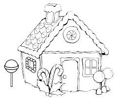 House Colouring Pictures Coloring Page House House Coloring Pages