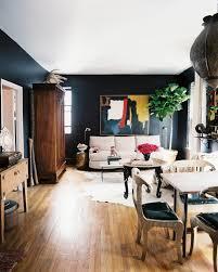 living room paint color ideas dark. Dark Navy Walls| Laurel \u0026 Wolf Living Room Paint Color Ideas