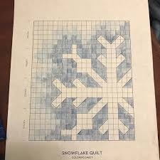 "Elnora Smith on Instagram: ""Sew excited...I joined late but my plan for the  #snowflakesewalong by @modernhandcraft is com… 