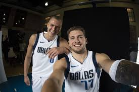 Nowitzki Doncic Porzingis And The Changing Of The Guard In