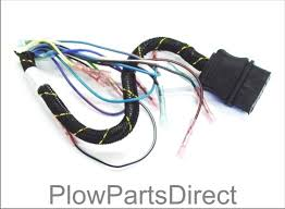 western pin harness repair kit truck side  western 12 pin repair kit t s