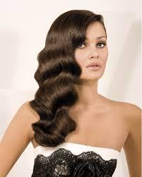 Curly Hair Designs 1920s Hairstyles For Long Hair Designs Waterfall Wavy Hair