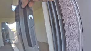 fix broken sliding door lock designs