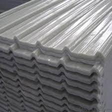 fibergl reinforced plastic frp flat roofing sheet size