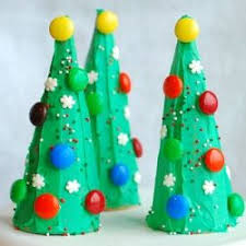 Diy How To Make Christmas Tree Paper Craft For Kids Jk Arts 082 Edible Christmas Craft Ideas
