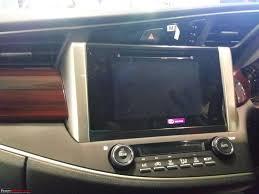 toyota innova crysta auto expo page team bhp toyota innova crysta auto expo 2016 avn jpg