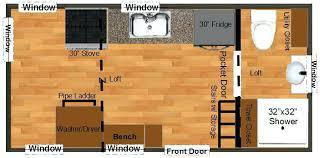 tiny house floor plans free. Tiny Houses On Wheels Floor Plans House Design Decoration Free E