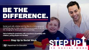Become A Social Worker Apply To Become A Social Worker Now Knowsley News