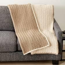 Lap Blanket Crochet Pattern