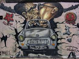 peachy design berlin wall art home pictures trabant famous brezhnev honecker kiss flickr by vlastula article on famous berlin wall artists with interesting berlin wall art best of in photos spectacular decoration