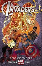 All-New Invaders Vol. 1: Gods and Soldiers (All-New Invaders (2014 ...