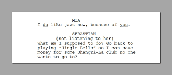 lala land quotes. Exellent Quotes This Was One Of The Scenes That I Think Wrote And Rewrote  More Than Any Other In Script The Scene Always There Structurally Throughout Lala Land Quotes O