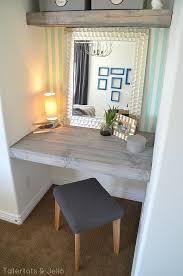 diy floating desk diy home. DIY Home Decor : Floating Desk And Shelves For A Bedroom Diy O