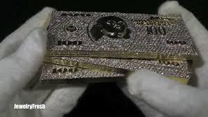 jewelryfresh custom made gold racks on racks iced out high end cz pendant hip hop jewelry