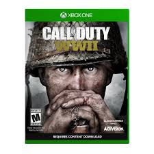 Call Of Duty Wwii Activision Xbox One 047875881129 Walmart Com