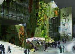 Small Picture Spiretecs 20 Storey Vertical Garden Is a Green Lung for Greater