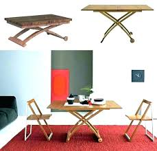 coffee table that turns into dining table convertible coffee table dining to adjule s coffee table coffee table that turns into dining