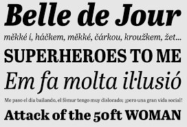 Newspaper Fonts Newspaper Fonts Try Buy And Download Typetogether