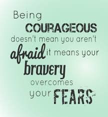 Facing Fear Quotes Classy Encouragement For Everyday Struggles Preview Some Quotes I Wrote