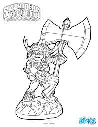 Skylanders Trap Team coloring pages - 52 free online printables ...