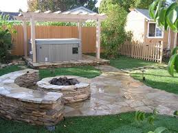 Backyard Landscape Designs Interesting Backyard Landscape Design 48 Bestpatogh