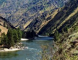 Salmon River Idaho